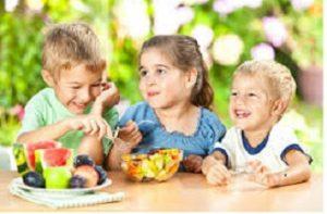 Chế độ dinh dưỡng ảnh hưởng IQ của trẻ