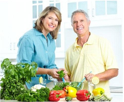 Kết quả hình ảnh cho bổ sung dinh dưỡng cho người già
